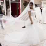 sluier - bruidsjurken - wedding dresses