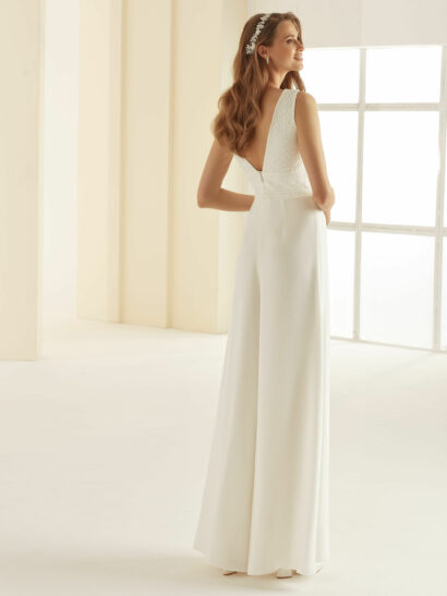 Boho jumpsuit / weddingjumpsuit